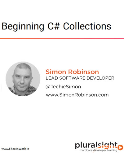 دوره ویدیویی Beginning C# Collections